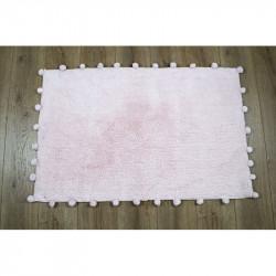 Коврик Alya pembe розовый IRYA