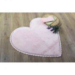 Коврик Amor pembe розовый IRYA