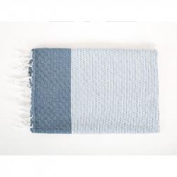 Полотенце пляжное Alaz mavi голубое IRYA