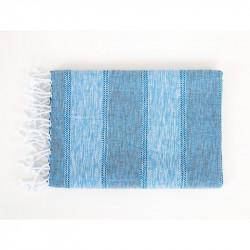 Полотенце пляжное Aleda mavi голубое IRYA
