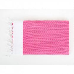 Полотенце пляжное Dila pembe розовое IRYA