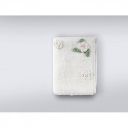 Набор полотенец Limna ekru молочный IRYA