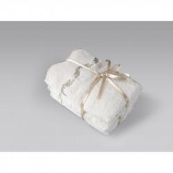 Набор полотенец Norena ekru молочный IRYA