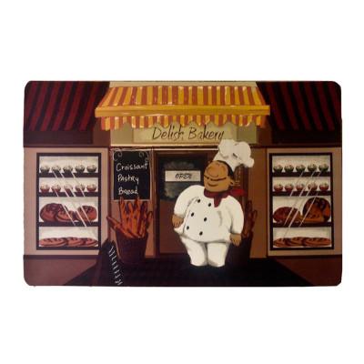 Коврик Comfort Eko Delish Bakery IzziHome