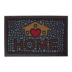 Придверный коврик Italyan Format My Home Mavi IzziHome