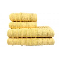 Полотенце DAISY Желтое Hobby