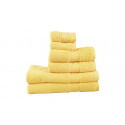 Полотенце RAINBOW Желтое Hobby