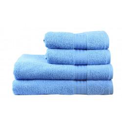 Полотенце RAINBOW Голубое Hobby