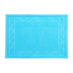 Полотенце для ног Hayal Голубое Hobby