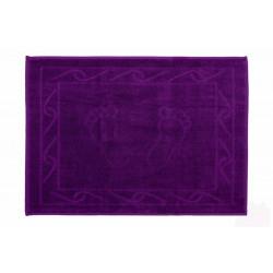 Полотенце для ног Hayal Фиолетовое Hobby