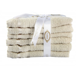 Набор полотенец NISA Бежевый Hobby