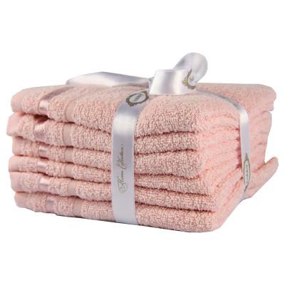 Набор полотенец NISA Пудровый Hobby