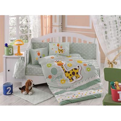 Детское постельное белье Puffy Салатовое Hobby