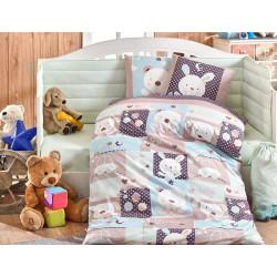 Детское постельное белье Snoopy Мятное Hobby