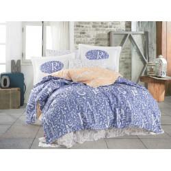 Постельное белье Poplin Dream лиловое Hobby