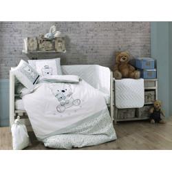 Детское постельное белье Bonita мятное Hobby