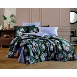 Комплект постельного белья Exclusive Sateen ADRIANA сиреневое Hobby