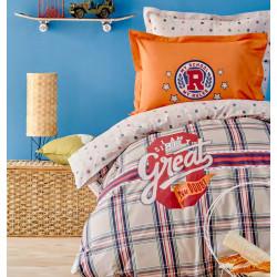 Подростковое постельное белье Great Ранфорс Karaca Home
