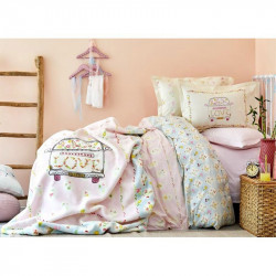 Подростковое постельное белье Litzy Ранфорс Karaca Home