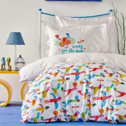 Подростковое постельное белье Paloma Ранфорс Karaca Home