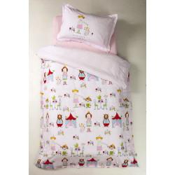 Подростковое постельное белье Tienda Ранфорс Karaca Home