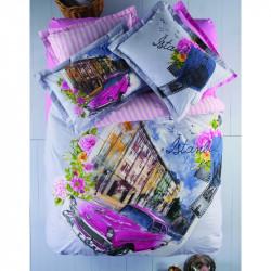 Постельное белье Ранфорс City Cihangir Karaca Home