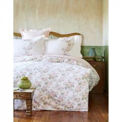 Набор постельное белье с пледом Shale somon Karaca Home