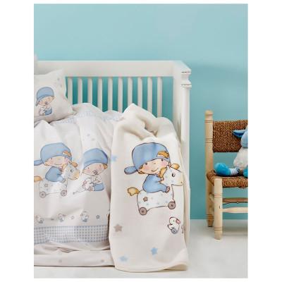 Белье для младенцев Baby Boys ранфорс  Karaca Home