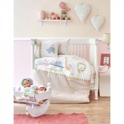 Белье для младенцев Playmate ранфорс  Karaca Home