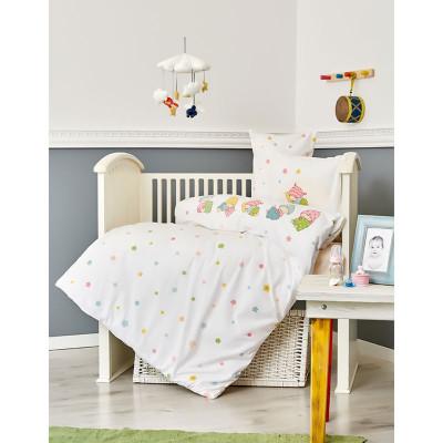 Белье для младенцев Sleepers ранфорс  Karaca Home