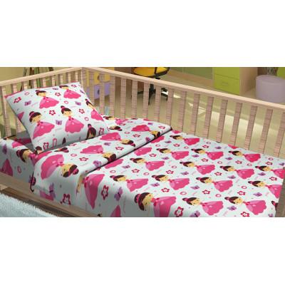 Детское постельное белье Фланель LiLu LOTUS