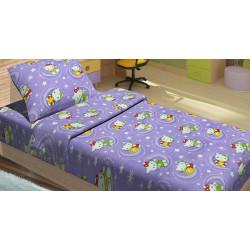 Подростковое постельное белье Young Hello Kitty Star V2 Лиловое LOTUS