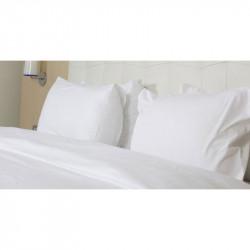 Постельное белье Отель Престиж Белый LOTUS