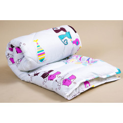 Зимнее детское одеяло Kitty LOTUS