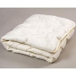 Одеяло Cotton Delicate Кремовое Полуторное LOTUS