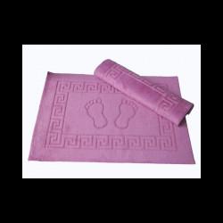 Коврик для ванной Темно-Розовый LOTUS
