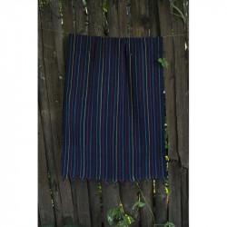 Полотенце Pestemal Navy-blue Rainbow LOTUS