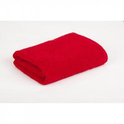 Полотенце махровое Красное LOTUS