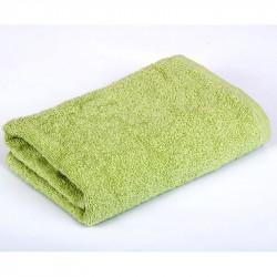 Полотенце махровое Оливковое LOTUS