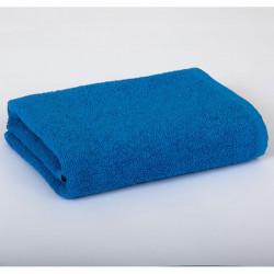 Полотенце махровое Синее LOTUS