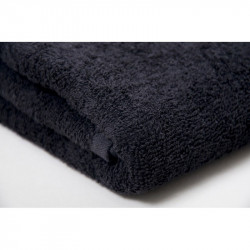 Полотенце махровое Черное LOTUS