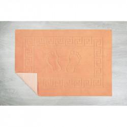 Коврик для ванной Светло-оранжевый LOTUS