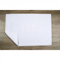 Полотенце для ног Отель Белое Iris Home