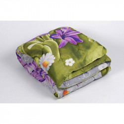 Одеяло Life Collection Flowers Iris Home