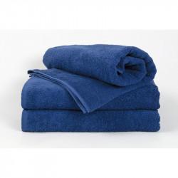 Полотенце Отель Темно-синее LOTUS
