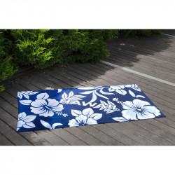Полотенце пляжное велюр Hawaii LOTUS