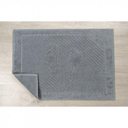 Полотенце для ног Бордюр orta gri Iris Home