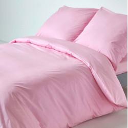 Постельное белье на резинке Розовое Бязь Премиум MERISET