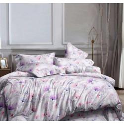 Постельное белье Розовые цветы Бязь Люкс MERISET