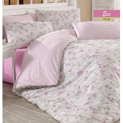 Комплект постельного белья Majoli Ece Lila Majoli